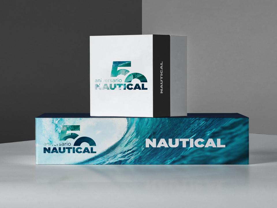 Rebranding 50. aniversario NAUTICAL