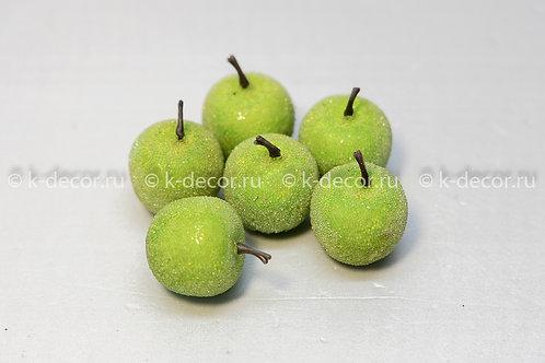 Яблочко в сахаре 5шт