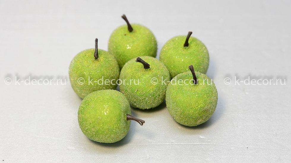 Яблочко в сахаре