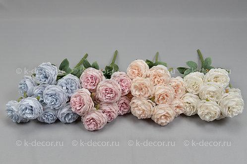 Букет пионовидной розы Дебора
