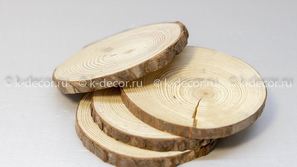 Срез дерева натуральный