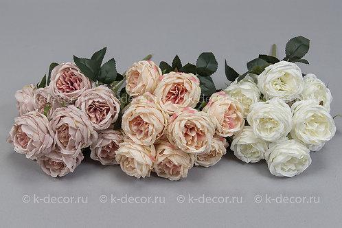 Букет пионовидная роза Элен