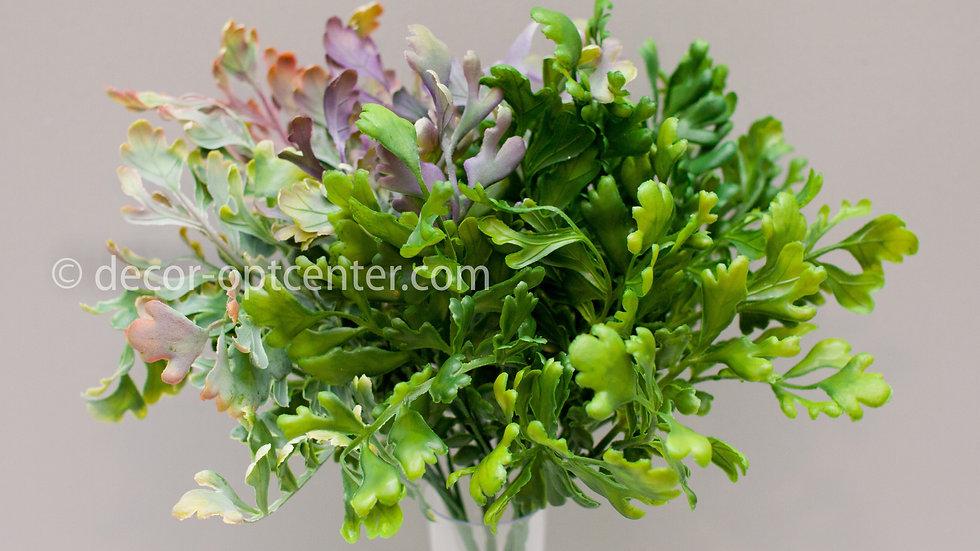 Зелень петрушки с напылением