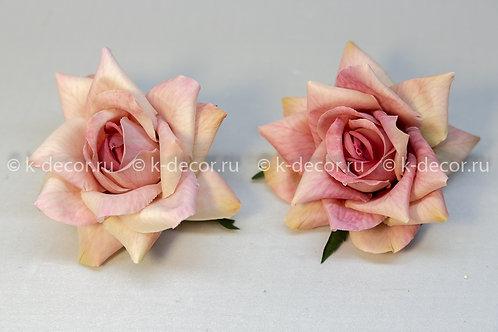 Голова розы Бьянка