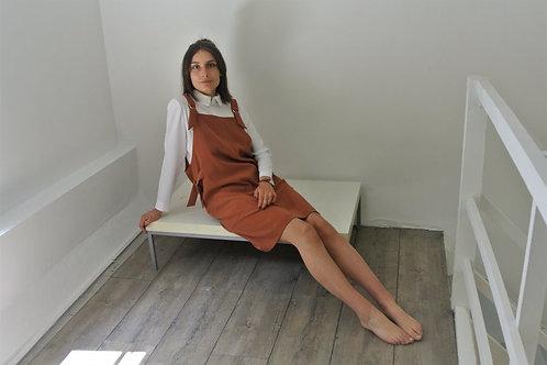E 2014 Robe Salopette
