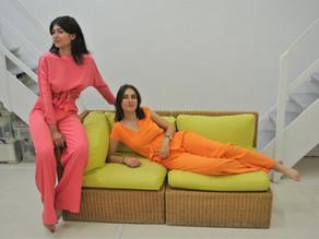 E 313 Combi RIZZI E 2021 Top Kimono E 2027 Pantalon PIMENT