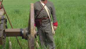 An Interview With Civil War Reenactor Dennis Hutchinson