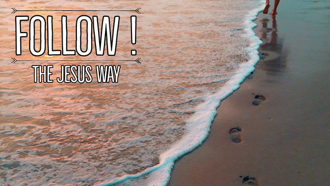 Audio: Follow: Be Filled, Then Sow!