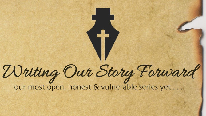 Audio: Writing Our Story Forward! Vision