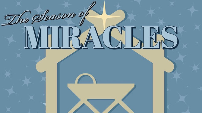 Audio: Season of Miracles! The Miracle of Pop-Up Church!