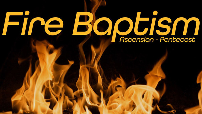 Audio: Fire Baptism: David's Testimony