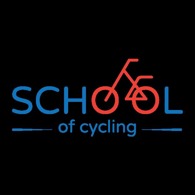 """לוגו ביה""""ס אופניים"""