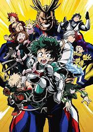 12 x 17 Boku no Hero Academia My Hero Academia Anime Poster by ...