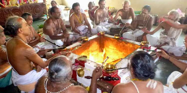 Bihar - No state for Havan and Puja - TFIPOST