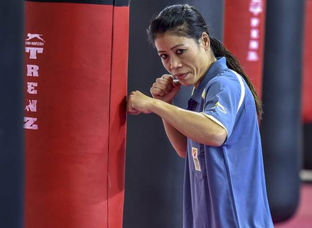 Mary Kom Is Now The World's Number One Female Boxer!