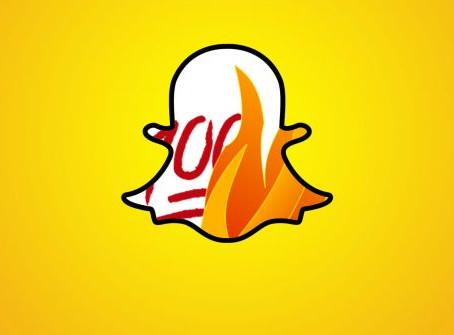 Social Media Freaks using Snapchat Streak