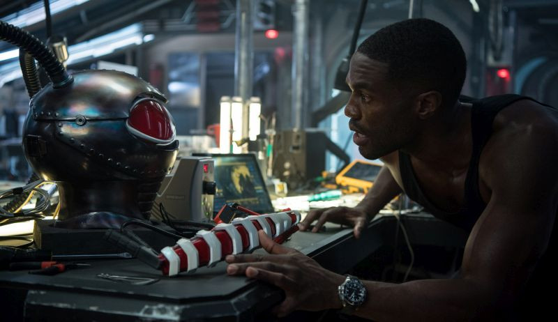 Image result for black manta aquaman movie