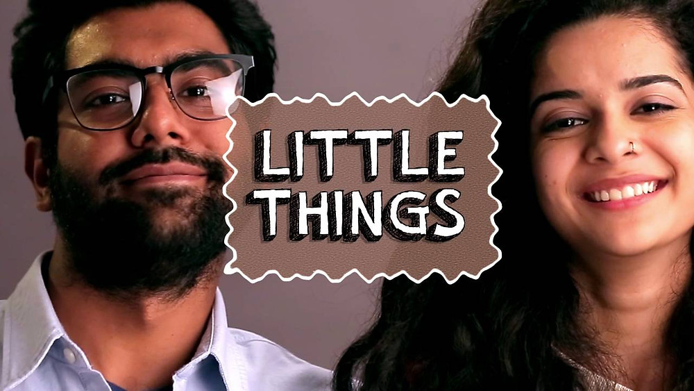 Image result for dice media little things cast