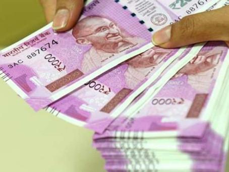Pakora And A Lot of Rokda(Money)