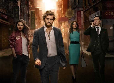Iron Fist Season 2: Disappointment Squared!
