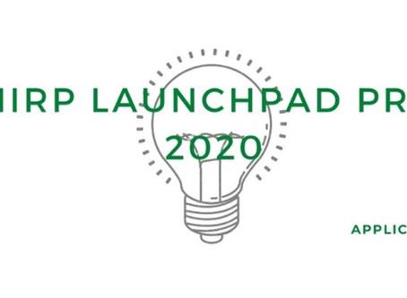 Ecochirp Launchpad Program 2020