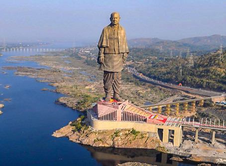 """Is There A Need For """"Statue Of Unity""""?"""