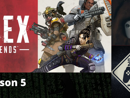 New-Season of Apex Legends Is Here…