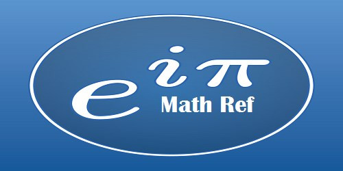 Image result for math ref