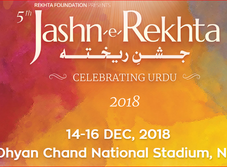 A Literature Rich Ending to 2018- Literature Festivals in Delhi
