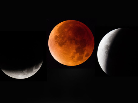 Blood Moon: Lunar Eclipse to occur on July 27,2018