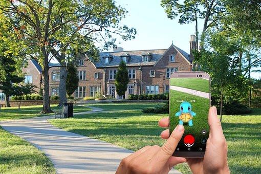 Pokemon Go, Pokemon, Street, Lawn, House