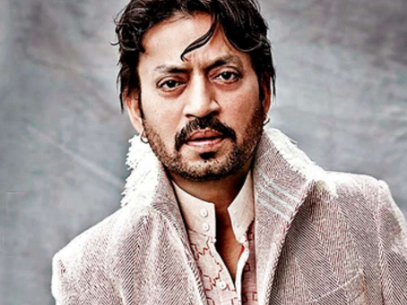 An Actor Whose Eyes Speak Louder Than The Words: Irrfan Khan