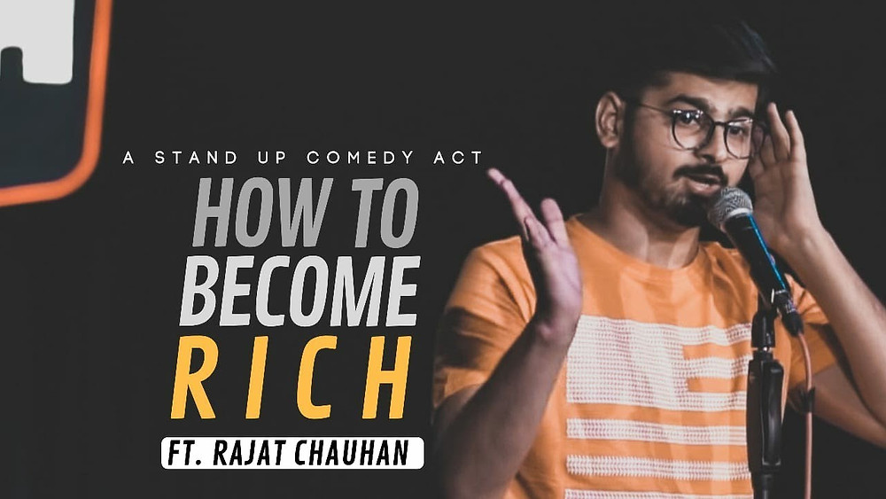 Image result for rajat chauhan standup