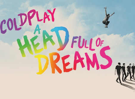 """""""Our Sound Is Tasty"""": Coldplay, A Heah Full Of Dreams"""