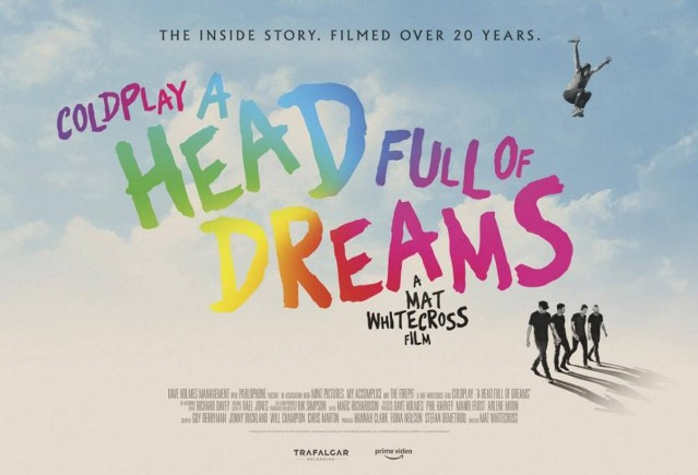 Image result for a head full of dreams