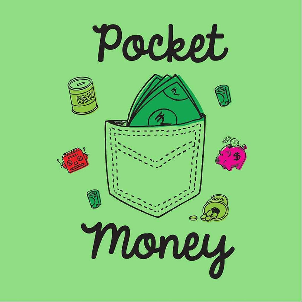 Image result for pocket money to salary