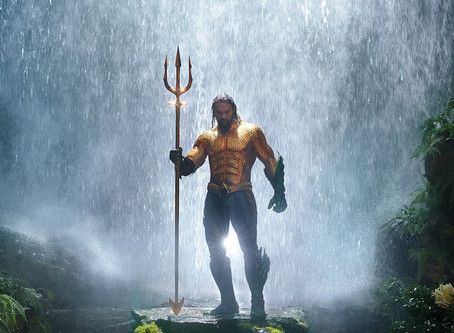 Aquaman : Jason Momoa Drowns You In Feelings For DCEU