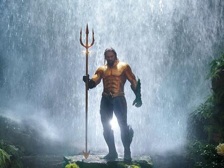 Aquaman : Jason Momoa Drowns You In Feelings For DCEU