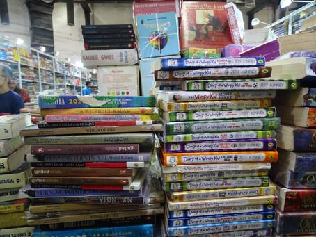 Books And Stationery Fair in Pragati Maidan