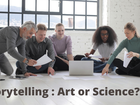 Why Mastering the Art of Storytelling Important for Start-ups?