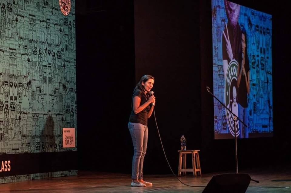 Image result for sneha suhas stand up comedy