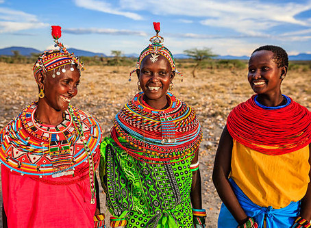 THE BEAUTY WITHIN AFRICA