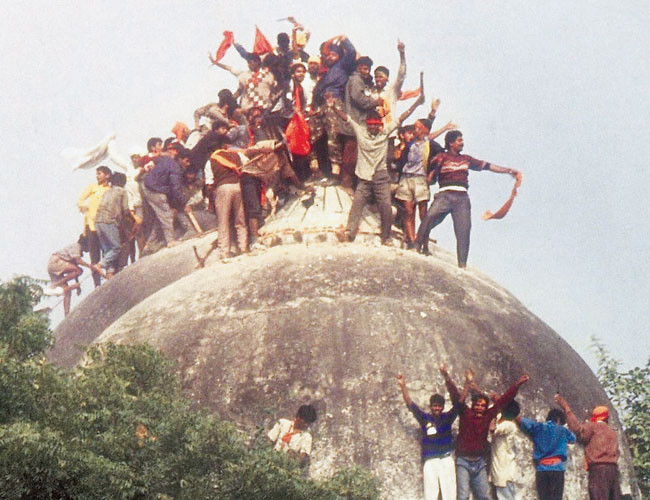 Image result for Babri Masjid-Ram Janmabhoomi Case