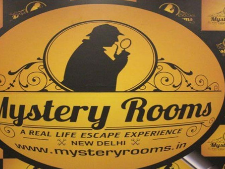 Mystery Rooms: Do You Dare to Come?