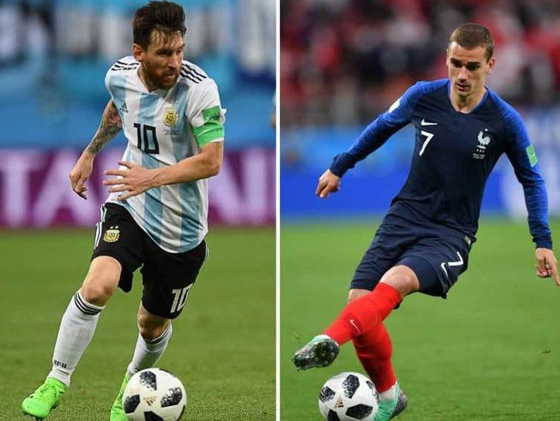 Image result for argentina vs france