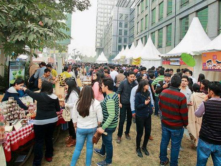 A Bunch Of Happening Events is Coming to Delhi