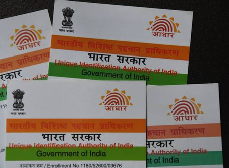 Aadhar: Where you need it and where you don't?