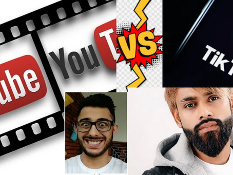 The Record-Breaking Masterstroke by CarryMinati