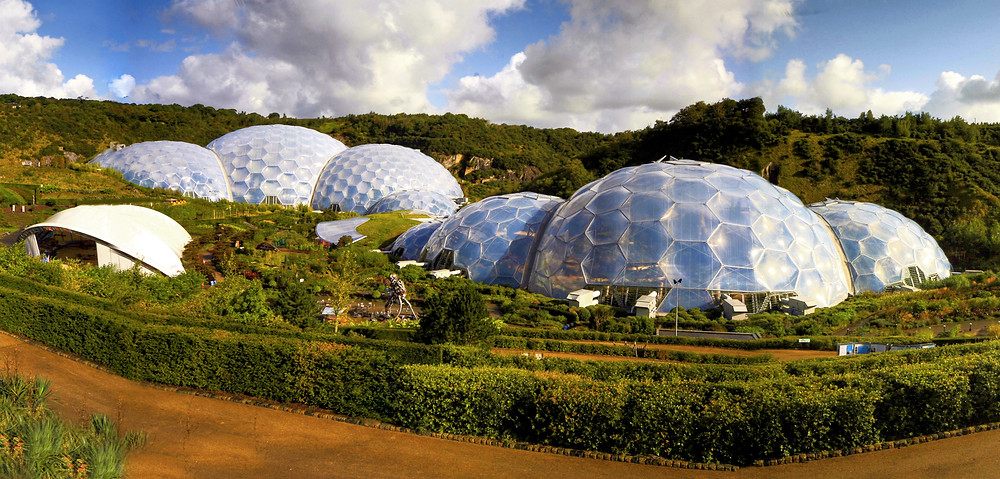 Image result for eden project uk
