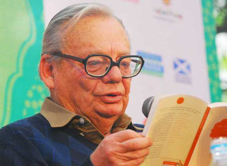 Ruskin Bond's Words Taught Me To Fall In Love, Find Beauty In Simple Things & To Feel Every Emo